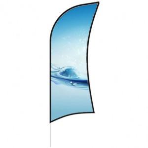 Beachflag Ozelot