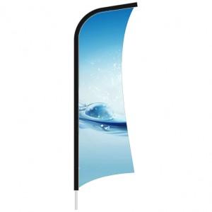 Beachflag Serval