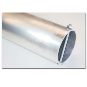 Bodenhülse aus Aluminium
