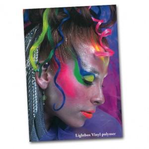 Lightbox Vinyl polymer
