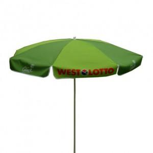 Werbe-Sonnenschirm
